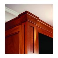 Stamford Residence, AV Storage Cabinet Detail