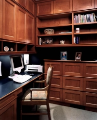 Westport Residence, Home Office