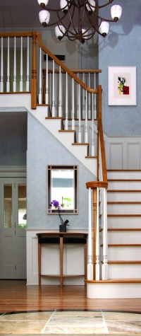 Southbury Residence, Entryway