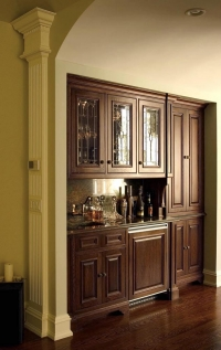 Weston Residence, Wet Bar