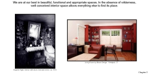 Home and Office as Sacred Space Chapter 3