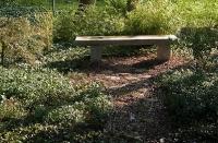 New Haven Urban Garden, Bench