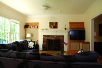 Southbury Residence, Family Room